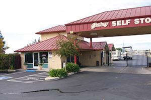 Century Self Storage & Century Self Storage - Lodi CA California rental units rv climate ...